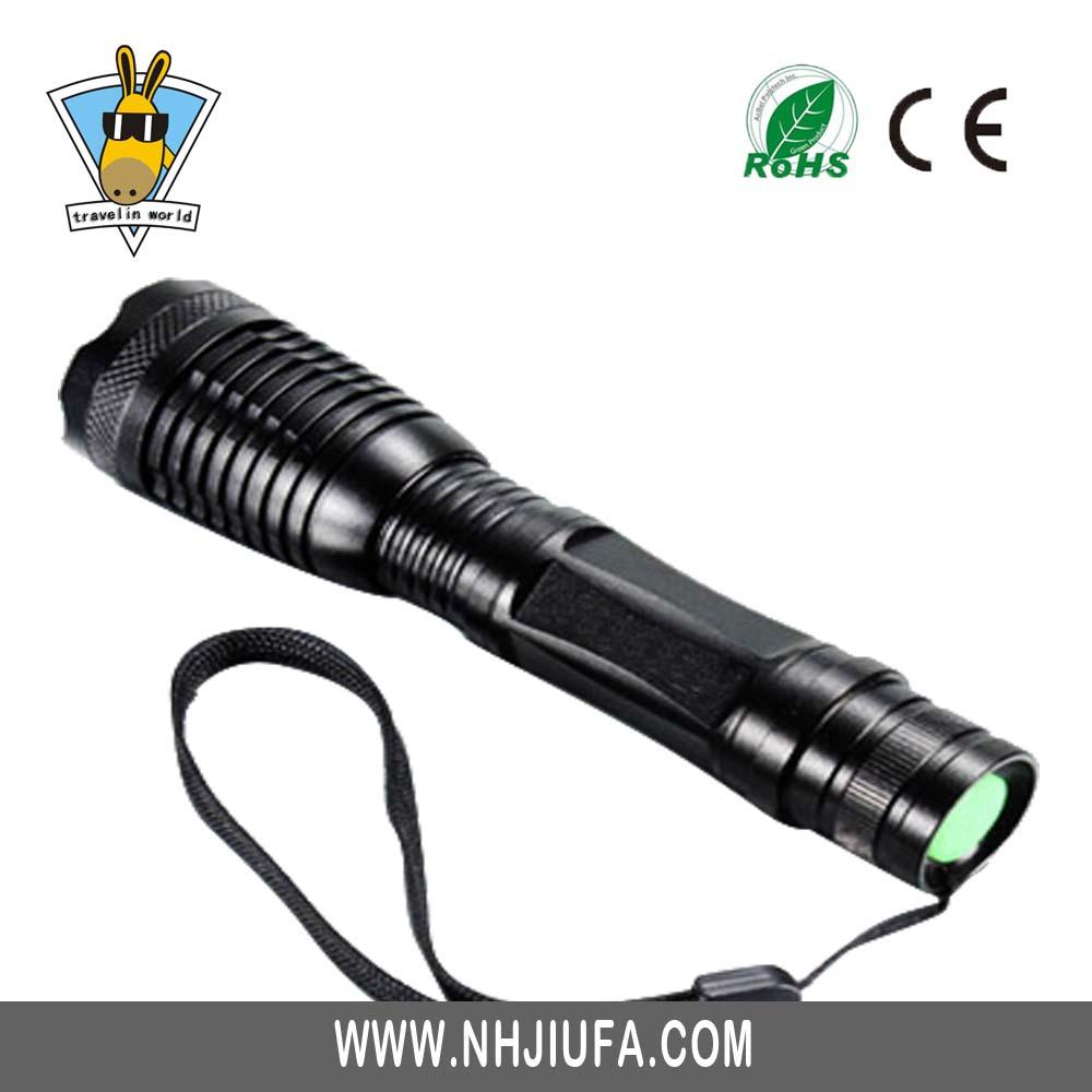 Aluminum High Power Plastic Krypton Bulb Torch Set Or 9 LED Flashlight Torch