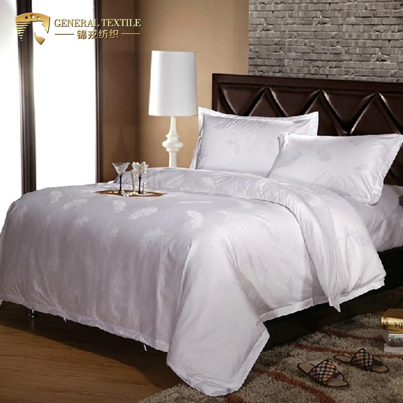 Cotton Pattern Hotel Bedding Set Duvet Cover Set