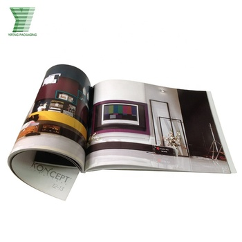 Top quality full color cheap custom book printing services