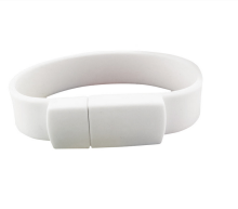 Promotion Gift Colorful Silicon Wristband/ Bracelet Usb Flash Drive
