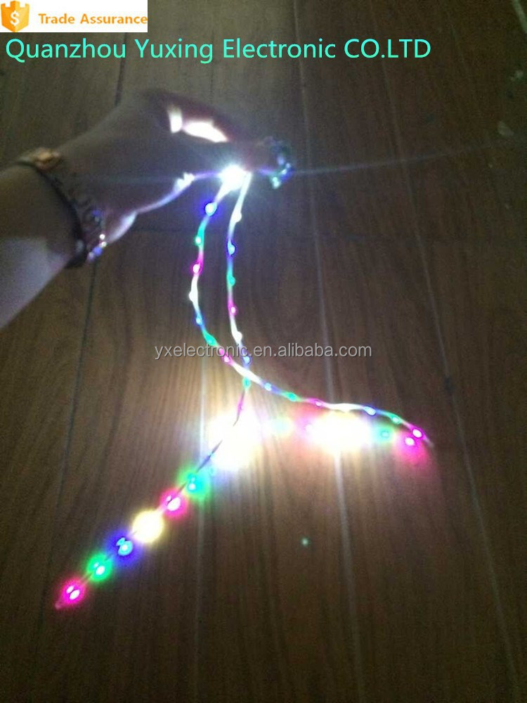 6v Battery Powered Flexible Circuit Led Lights Apply To Shoes ...