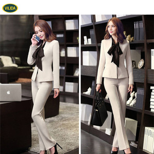 863464f4b3c Women Office Uniform Style