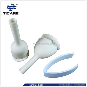 Latex External Catheter With Adhesive Strap