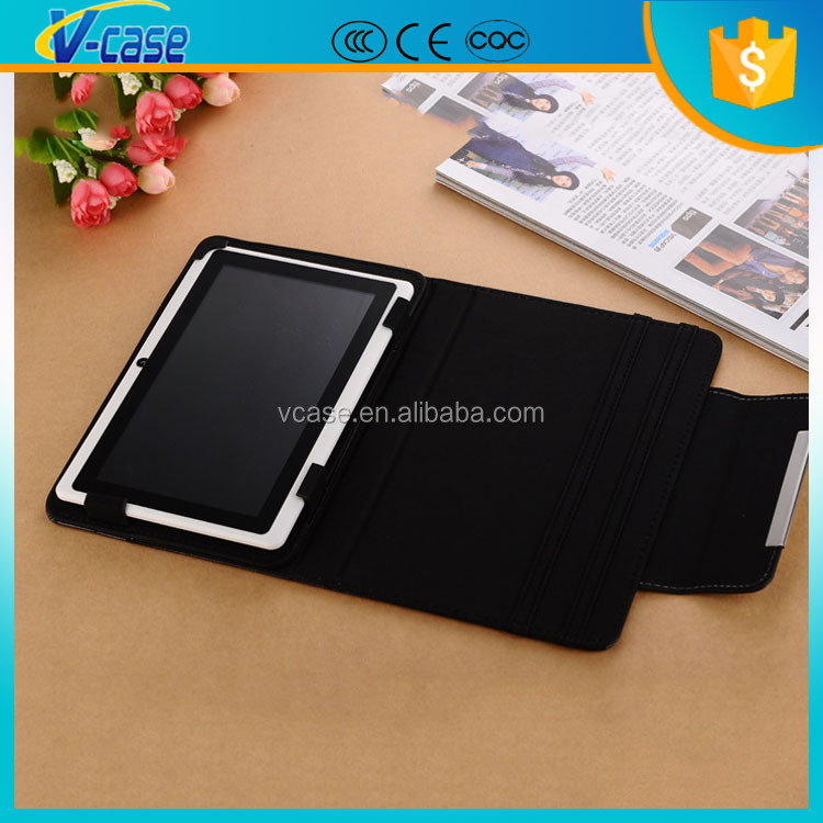 Wholesale leather smart cover case for ipad air 2