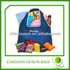 foldable plastic bags for shopping