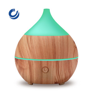 200ml Home Wooden Air Aroma Essential Oil Diffuser 200ml aroma diffuser free sample 200ml aroma essential oil diffuser in wood