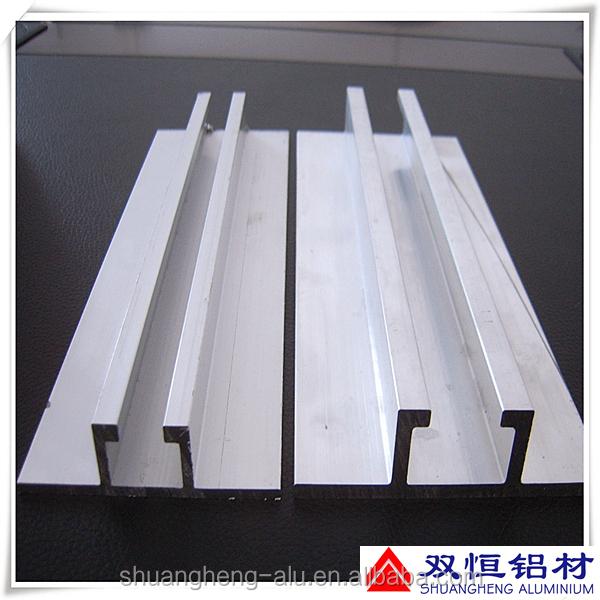 Magazzino in alluminio dimensioni del canale u a forma for Prezzo alluminio usato al kg 2016
