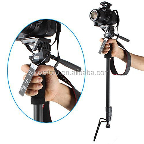 Android Phone and Any Smartphone AGG2795 LimoStudio Flexible Legs Transformation Tripod and Extendable Monopod Selfie Stick with Cellphone Adapter and Bluetooth Remote Control Shutter for iPhone