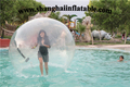 Factory direct selling inflatable water walking ball for sale water walking ball water rolling ball