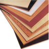 cheap Various colors melamine coated MDF made in china