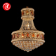 Newest hot selling crystal hanging india pendant lamps