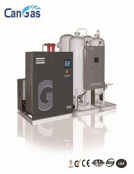 Oxygen gas making generation generator oxygen cylinder filling refilling gas company business