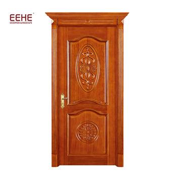Used solid wood interior doors hollow core flush door with kerala wooden door frames designs  sc 1 st  Alibaba & Used Solid Wood Interior Doors Hollow Core Flush Door With Kerala ...