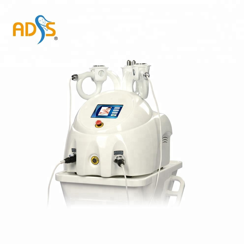 Vacuum cavitation fat reduction & body firming beauty saloon equipments