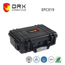 345*266*120mm DRX wholesale hard rugged equipment disk protection plastic tool case