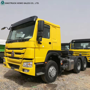 China big horse power 420hp 6X4 howo road ten wheeler truck for sale