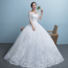 WVX18 Hot prinses <span class=keywords><strong>trouwjurk</strong></span> 2018 modieuze goedkope trouwjurken wedding gown