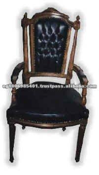 silln antiguos muebles de estilo francs louis xv y sillones barrocos