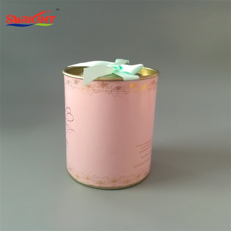 2018 Rings 2oz Scented Taper Candle in Tin