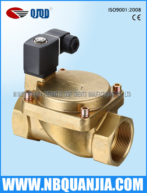 2-2 way 2 inch water solenoid valve