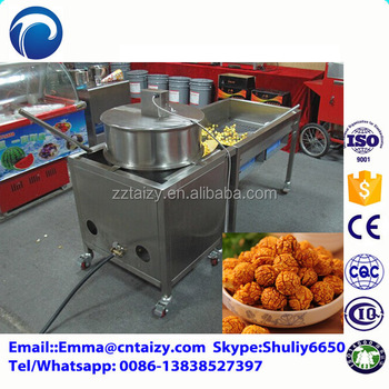 commerical popcorn machine