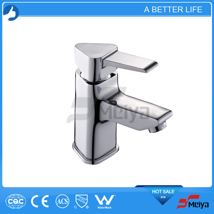 MY6200, 2012 Autumn Released Single Handle Brass Faucet with Triangle Design