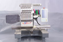 2015 New 1 head cap shirt high speed computer embroidery machine home
