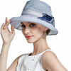 /product-detail/formal-promotion-women-ladies-silk-hat-for-church-hats-with-flower-62158264944.html