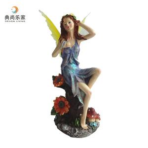 Erotic fairy statues
