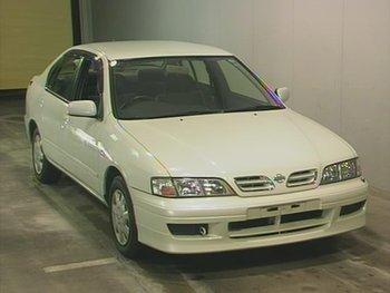 1999 Nissan Primera Rhd Sedan Used Anes Cars
