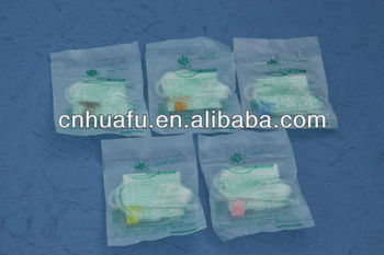 Sterile Disposable Scalp Vein Set 21G