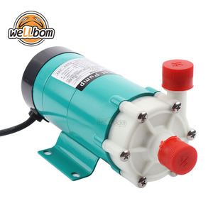 MP-15RM Magnetic Drive Pump Best Choice for Industry Magnetic Centrifugal Water Pump 220V / 110V 10W