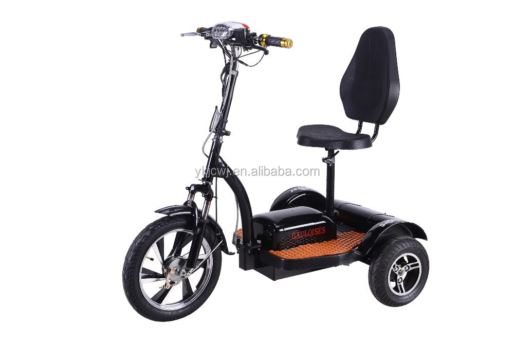 48 v 500 w trois roues scooter lectrique scooter. Black Bedroom Furniture Sets. Home Design Ideas