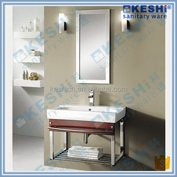 Cheap Wash Basin For Bathroom Vanity Combo With Mirror ...