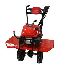 farm machinery equipment agricultural small tractor rotavator with cultivator blades