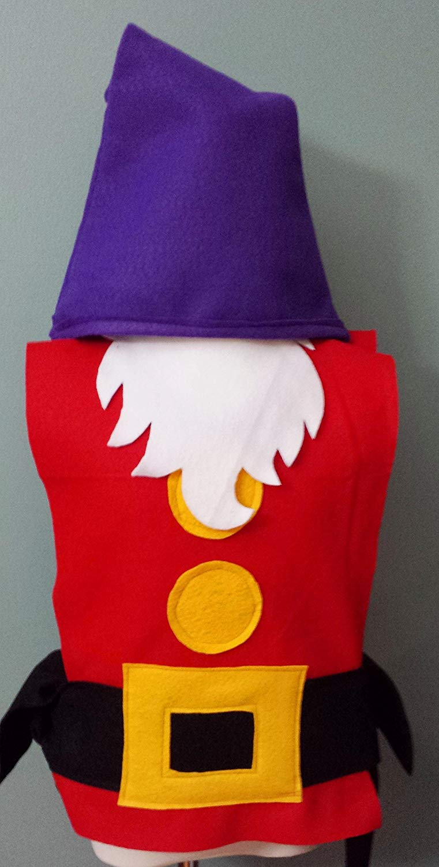 b7945b8f2ff Get Quotations · Adult Grumpy Dwarf Costume Set (Snow White and the Seven  Dwarfs) - Baby