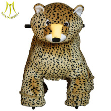 Hansel safari animaux en peluche drôle mobile <span class=keywords><strong>animations</strong></span> cheval manèges jouets