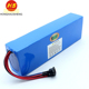 60 Volt Lithium Battery 60V 12Ah 20Ah 40Ah 50Ah Li Ion Battery Pack For Electric Scooter