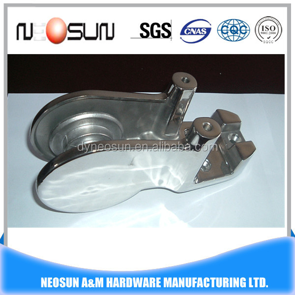 high quality polish stainless steel bow roller suitable for all kinds anchors