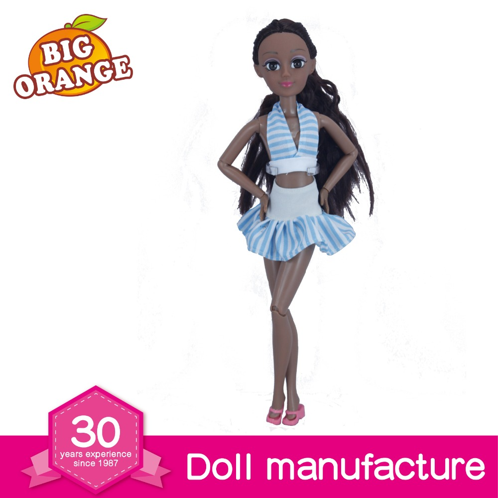 Fashion Doll Plastic Dolls Wholesale Black American Africa Baby Dolls