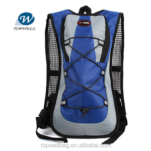 2L Straw Water Bag Backpack Men And Women Surperlaight Hiking Running Cycling Water Bladder Backpack Hydration Backpack