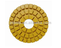 resin bond diamond wet polishing pad