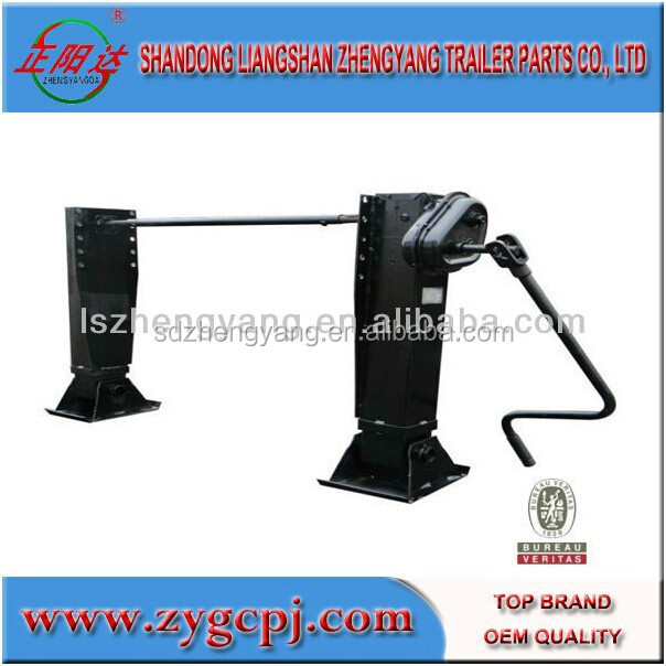 China Supplier Internal And Outside Landing Gear For Semi Trailer ...