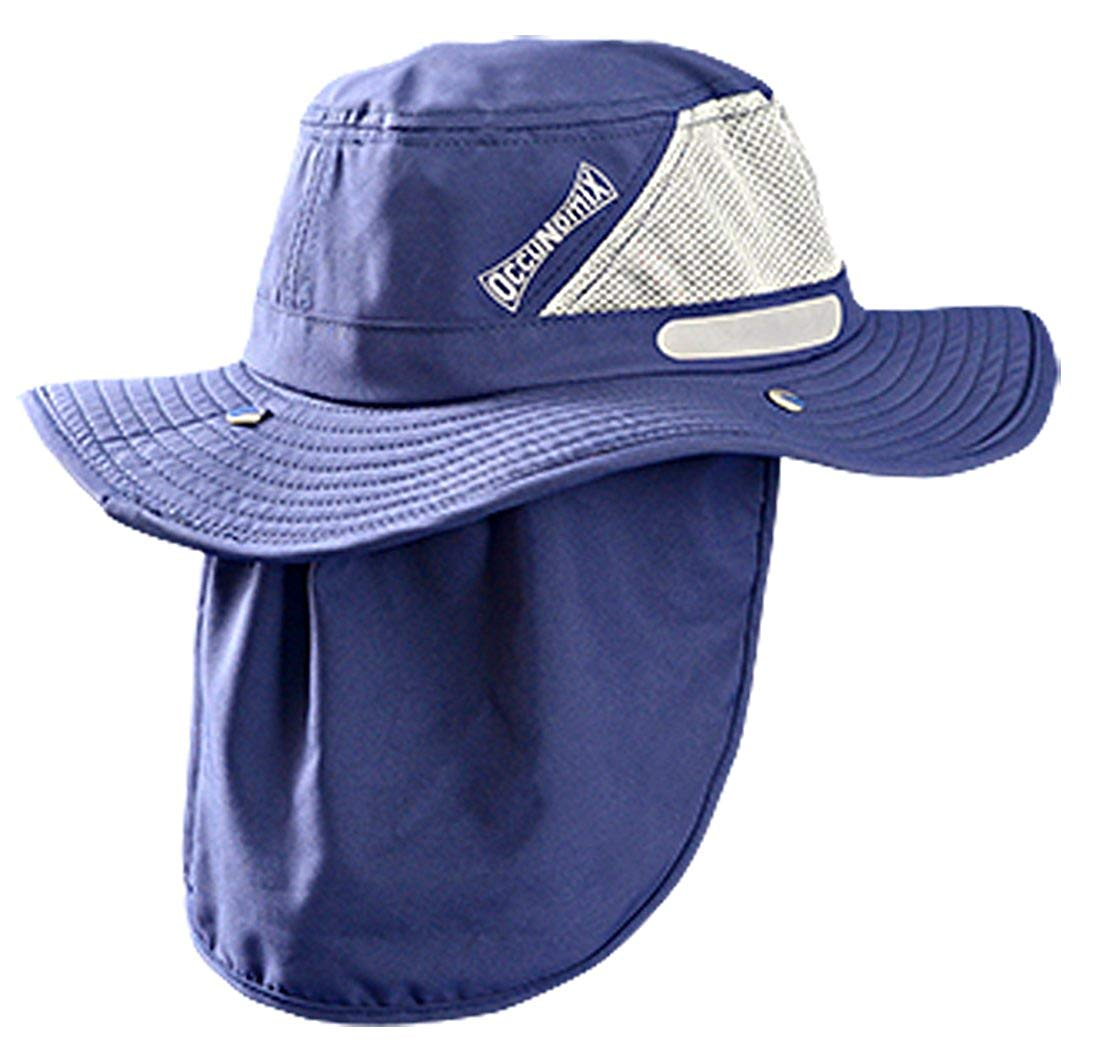 ba11937b8df71 Get Quotations · OccuNomix Tuff   Dry Wicking   Cooling Ranger Hat with  Neck Shade - Medium - TD500