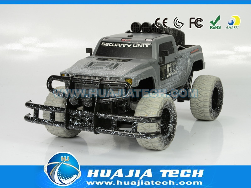 photo products rc trucks in mud image