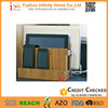 100% bamboo wood multi-device charging Station phone stand devices holder mobile