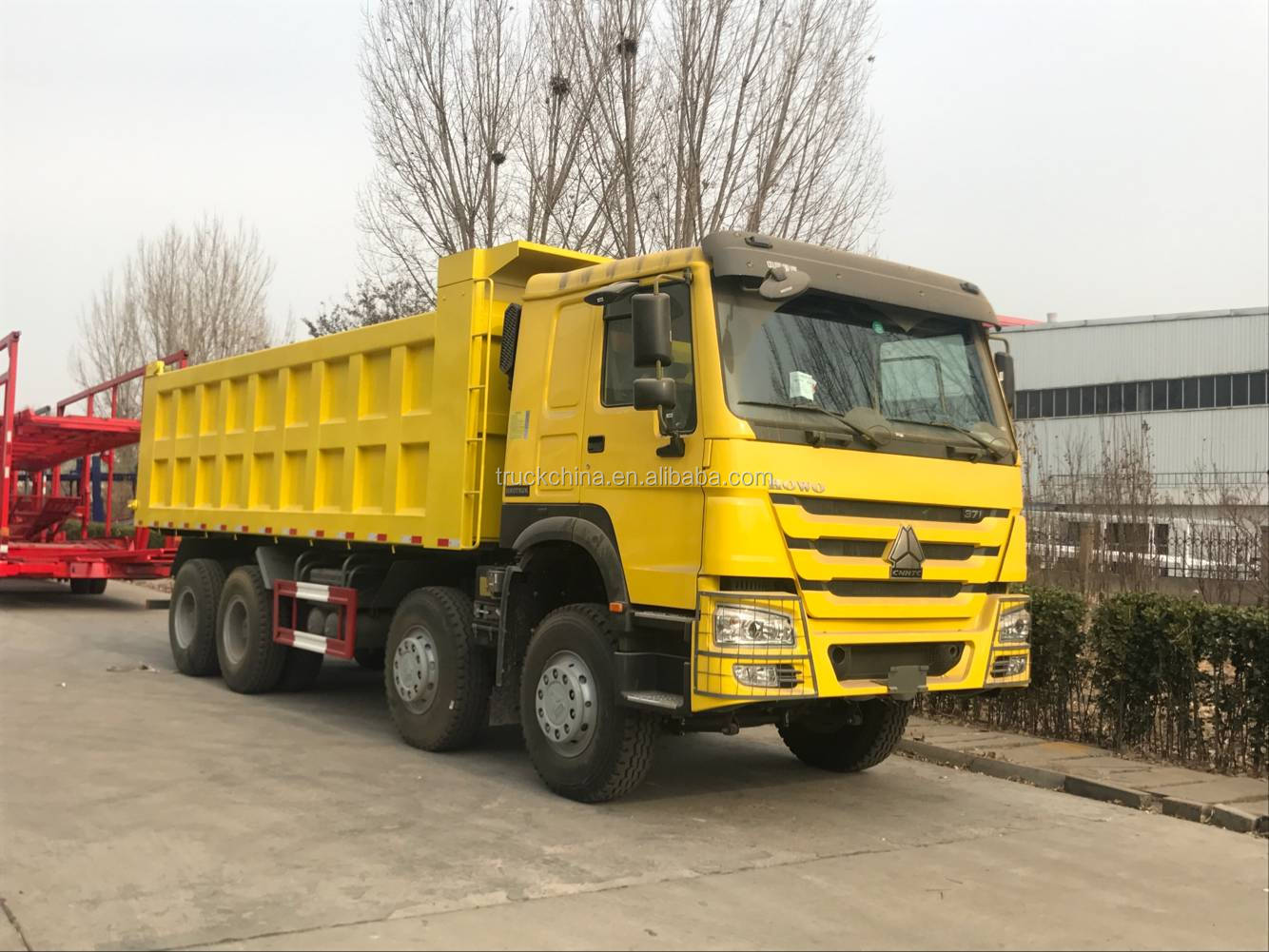 Big Dump Trucks >> Brand New Big Dump Trucks Sinotruk Howo 8x4 Dump Truck Capacity Buy 8x4 Dump Truck Capacity Sinotruk Howo 8x4 Dump Truck Big Dump Trucks Product On