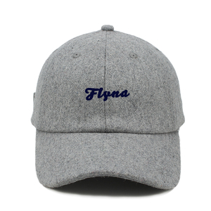 6 Panel Wool Cap bbbfb70f6978