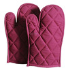 China manufactory bbq grilling glove cooking microware gloves cooking cotton heat resistant best oven mitts