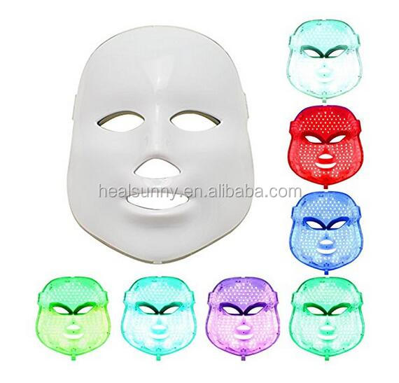 LED masque prix Sept Couleurs Laser Led Visage Photon Masque